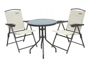 Warwickshire 2 Person Chair & Table Bistro Set (2 Only Left)